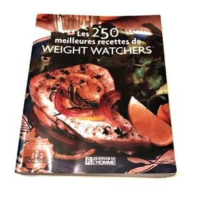 Weight Watchers french cookbook